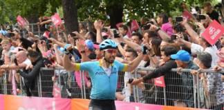 Dario Cataldo gagne la 15e étape