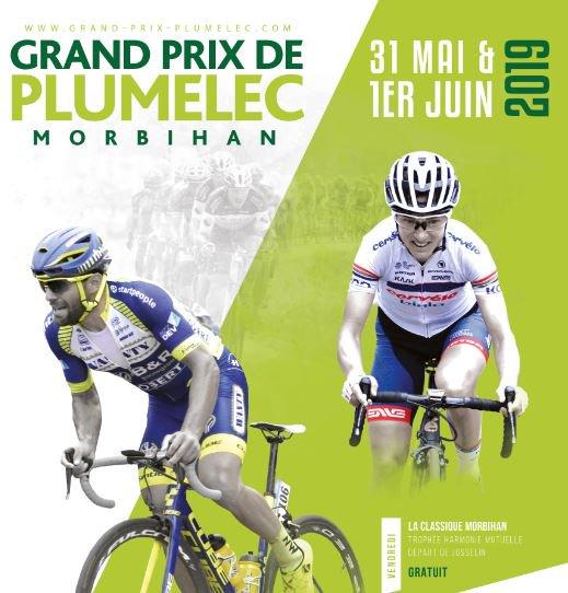Grand Prix de Plumelec-Morbihan 2019 parcours et favoris