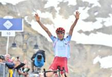 Ilnur Zakarin remporte la 13e étape du Giro 2019