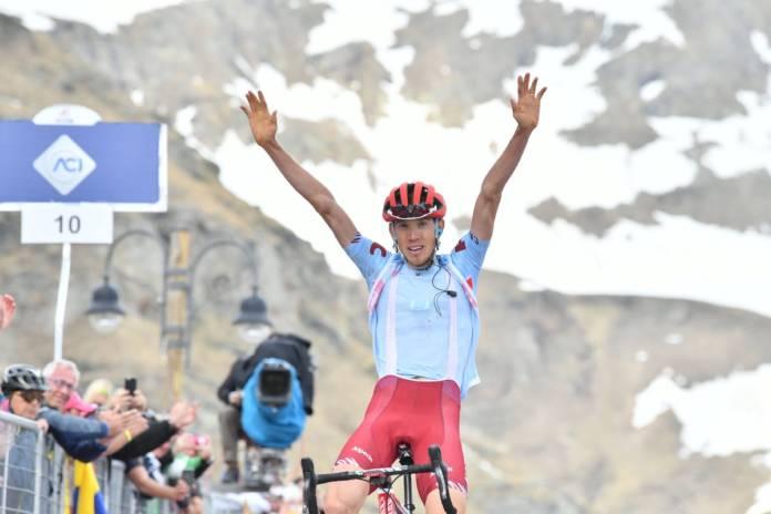 Ilnur Zakarin bientôt un coureur de CCC Team
