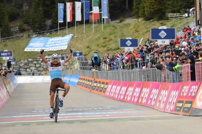 Nans Peters a en tête le Tour de France 2020