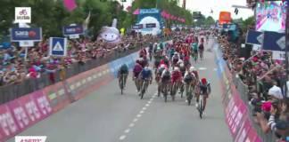Tour d'Italie 2019 vidéos étape 18