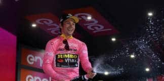 """Primoz Roglic (Jumbo-Visma) : """"Le Tour d'Italie est encore long"""""""