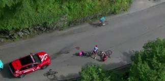 Tour d'Italie 2019 vidéos étape 15