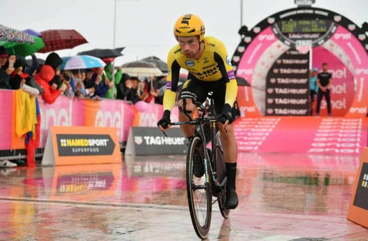 Primoz Roglic en grand forme sur le Giro 2019