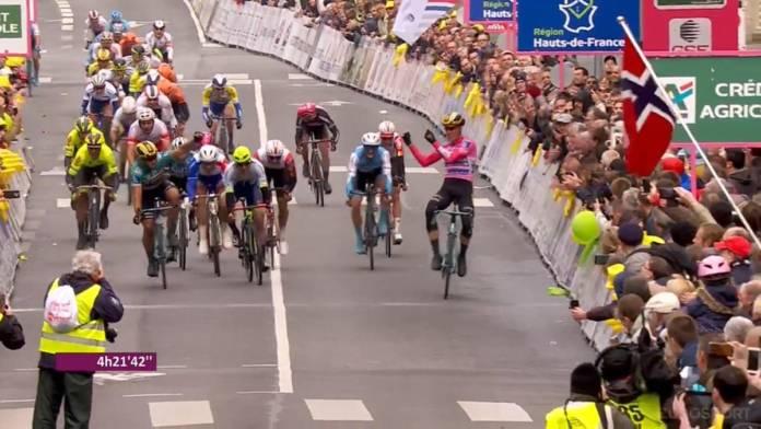 Mike Teunissen vainqueur final