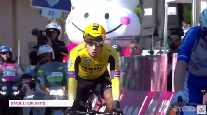 Toutes les vidéos de l'étape 1 du Giro 2019