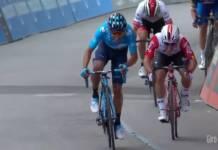 Vidéos étape 4 Tour d'Italie 2019
