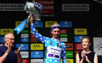 Julian Alaphilippe au Tour des Flandres