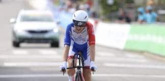 Benjamin Thomas champion de France du chrono