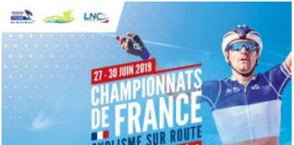 Championnats de France 2019 parcours et favoris