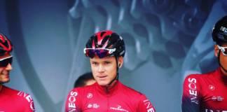 Chris Froome abandonne le Dauphiné et se retire du Tour