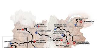Critérium du Dauphiné 2019 parcours et favoris