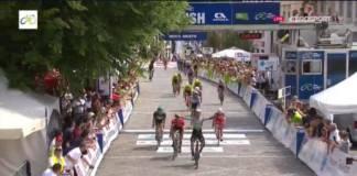 Giacomo Nizzolo vainqueur de l'étape 5 du Tour de Slovénie