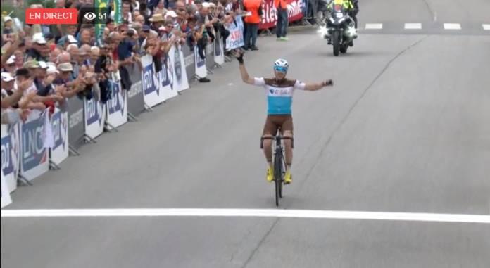 Alexis Gougeard vainqueur une 3e fois en 2019