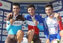 Championnats de France contre-la-montre 2019 engagés