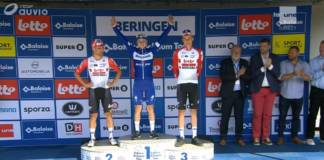 Remco Evenepoel la pépite du cyclisme mondial