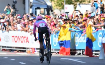 Richard Carapaz dans l'Histoire du Giro
