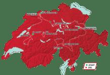 Tour de Suisse 2019 parcours et favoris