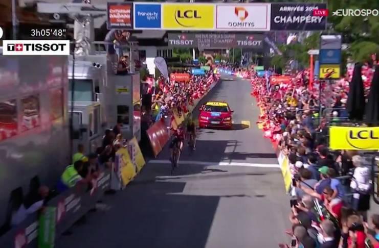 Jakob Fuglsang a remporté cette édition