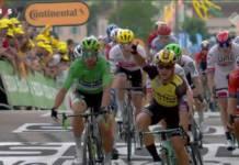 Dylan Groenewegen vainqueur de l'étape 7