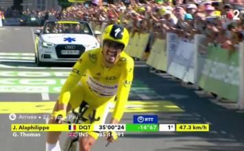 Julian Alaphilippe s'attaque au Ronde