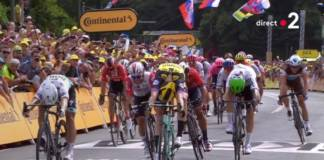 Mike Teunissen remporte la première étape du Tour de France 2019