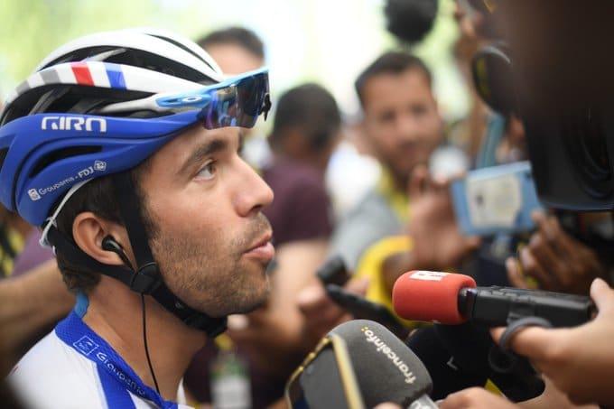 Thibaut Pinot sans vélo pendant 20 jours