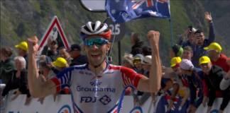 Col du Tourmalet au Tour d'Espagne 2020