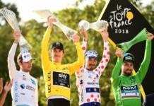 Tour de France 2019 engagés