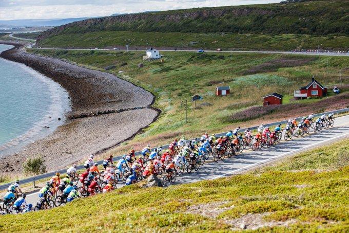 Arctic Race of Norway 2019 parcours et favoris