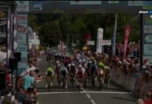 Christophe Laporte leader solide du Tour Poitou Charentes