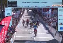 Benoît Cosnefroy vainqueur final du Tour du Limousin