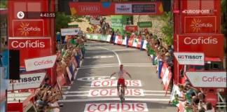 Jesus Herrada brille sur la Vuelta