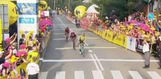Jonas Vingegaard vainqueur de l'étape reine du Tour de Pologne