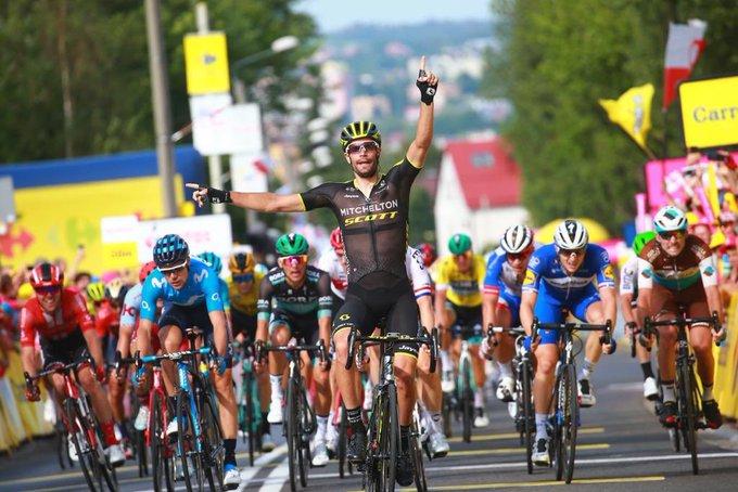 Luka Mezgec 2e victoire en trois jours