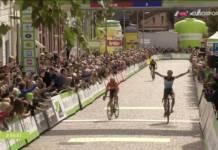 Oliver Naesen gagne la dernière étape du BinckBank Tour 2019