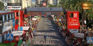 Nairo Quintana envoie un message fort pour la suite de la Vuelta 2019