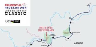 RideLondon Classic 2019 parcours et favoris