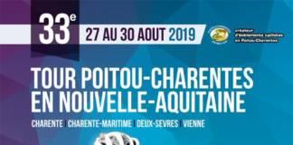 Tour Poitou-Charentes 2019 parcours complet et favoris