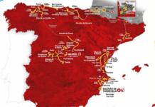 Vuelta 2019 parcours et favoris