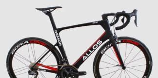 Vélo de route Allos Demon