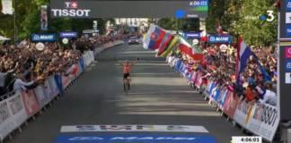 Annemiek van Vleuten championne du monde 2019