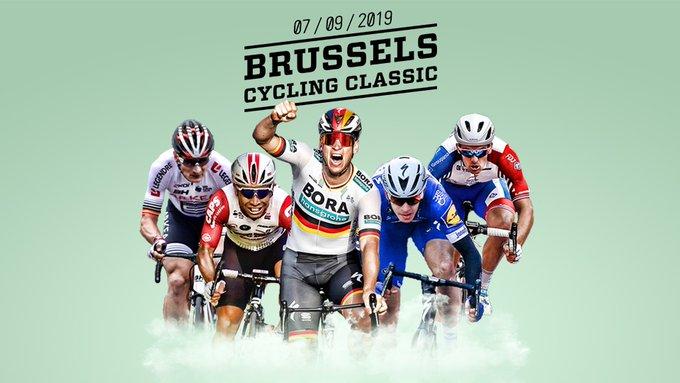 Brussels Cycling Classic 2019 parcours et favoris
