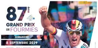 Les engagés du Grand Prix de Fourmies 2019