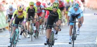 Matteo Trentin remporte la 2ème étape du Tour de Grande-Bretagne