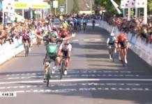 Pascal Ackermann reste la maître du GP de Fourmies