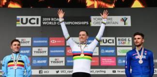 Rohan Dennis double champion du monde du chrono
