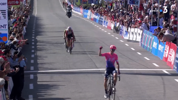 Sep Vanmarcke remporte une classique du WorldTour