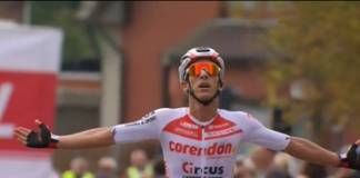 Dries De Bondt remporte le Memorial Rik Van Steenbergen